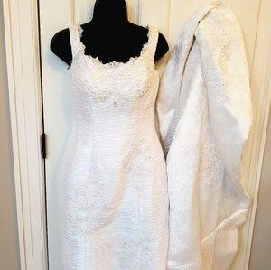 Pronovias Iris Wedding Gown